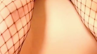 Thai Ladyboy Lisa Wanking Just For Her Fans