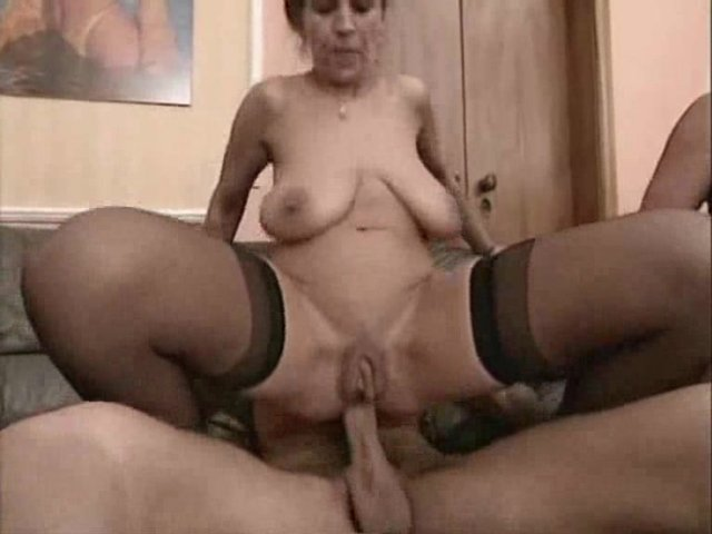 Mature old swinger