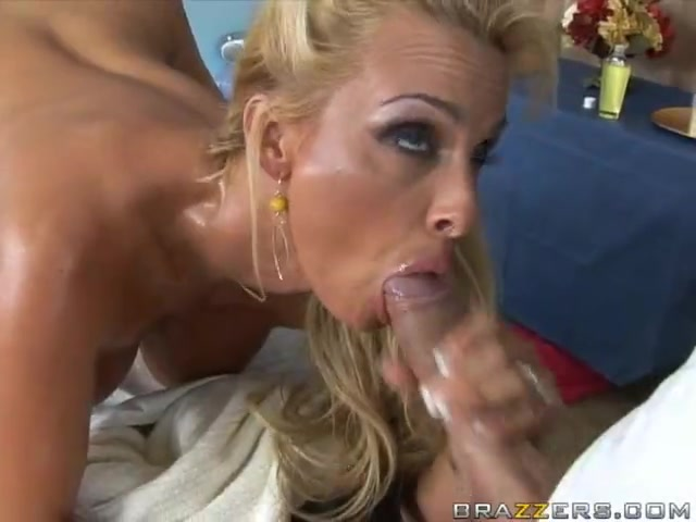 Holly Halston Oiled Up