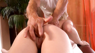 Ramon want to finger her tight cunt to badly