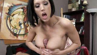 Dylan Ryder sucks cock with passion
