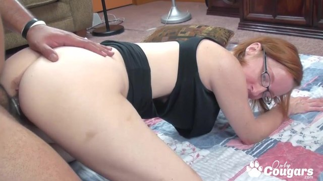 Old woman body naked